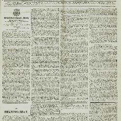 De Klok van het Land van Waes 22/02/1885