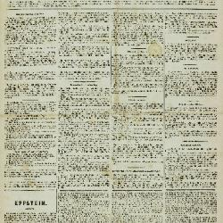 De Klok van het Land van Waes 28/10/1883