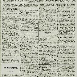 De Klok van het Land van Waes 02/05/1869
