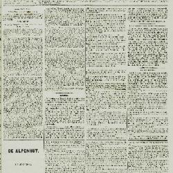 De Klok van het Land van Waes 09/05/1869