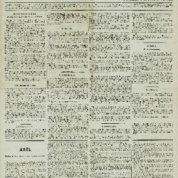 De Klok van het Land van Waes 30/12/1888