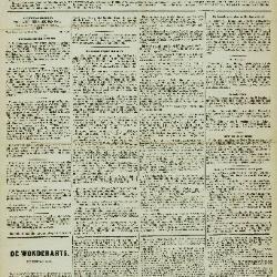 De Klok van het Land van Waes 18/02/1883