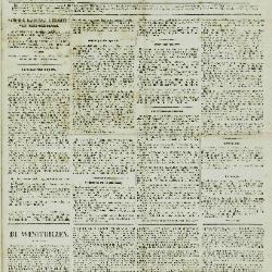 De Klok van het Land van Waes 25/09/1887
