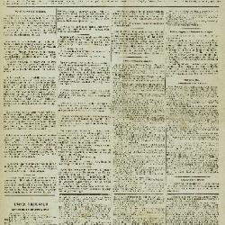 De Klok van het Land van Waes 25/12/1881