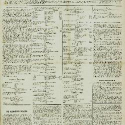 De Klok van het Land van Waes 13/07/1884