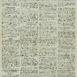 De Klok van het Land van Waes 27/11/1864