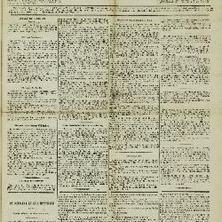 De Klok van het Land van Waes 19/04/1896