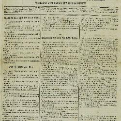 De Klok van het Land van Waes 22/11/1863