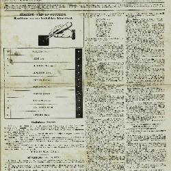 De Klok van het Land van Waes 12/10/1890