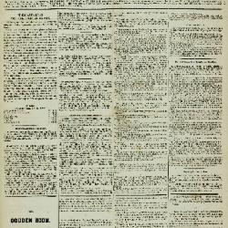 De Klok van het Land van Waes 14/01/1883