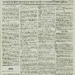 De Klok van het Land van Waes 10/02/1889
