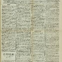 De Klok van het Land van Waes 31/10/1897
