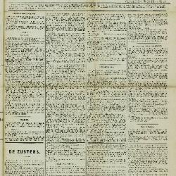 De Klok van het Land van Waes 25/07/1897