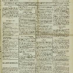 De Klok van het Land van Waes 10/01/1897