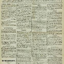 De Klok van het Land van Waes 25/03/1883