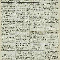 De Klok van het Land van Waes 15/10/1882