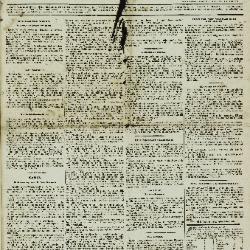 De Klok van het Land van Waes 14/06/1891