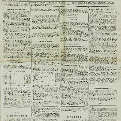 De Klok van het Land van Waes 08/05/1887