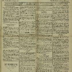 De Klok van het Land van Waes 23/01/1898