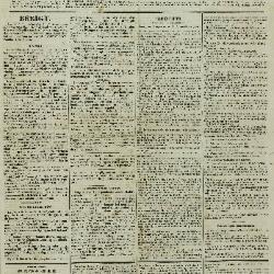 De Klok van het Land van Waes 11/09/1864