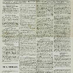 De Klok van het Land van Waes 25/12/1892