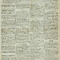 De Klok van het Land van Waes 11/05/1884