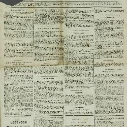 De Klok van het Land van Waes 13/02/1887