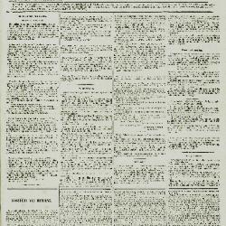 De Klok van het Land van Waes 26/09/1886