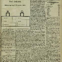 Gazette van Lokeren 30/10/1881
