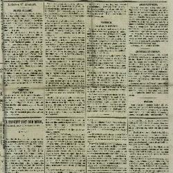 Gazette van Lokeren 18/01/1874