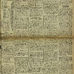 Gazette Van Lokeren 10/03/1889