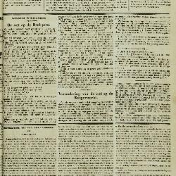 Gazette van Lokeren 21/11/1852