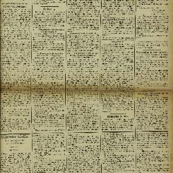 Gazette Van Lokeren 28/04/1889