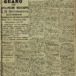 Gazette van Lokeren 25/01/1885