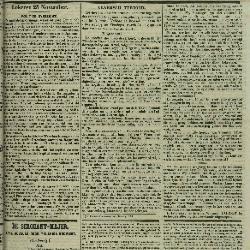 Gazette van Lokeren 24/11/1861