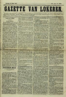 Gazette van Lokeren 19/05/1867