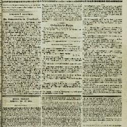 Gazette van Lokeren 07/12/1851