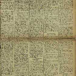 Gazette Van Lokeren 24/02/1889
