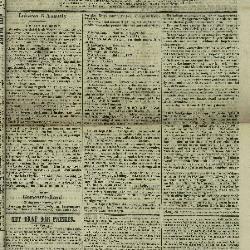 Gazette van Lokeren 07/08/1864