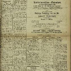 Gazette van Lokeren 02/08/1891
