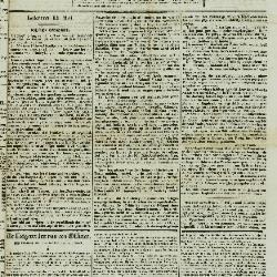 Gazette van Lokeren 15/05/1859