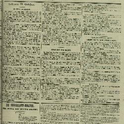 Gazette van Lokeren 20/10/1861