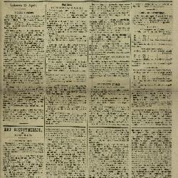 Gazette van Lokeren 14/04/1872