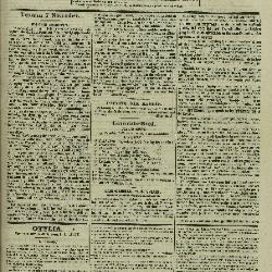 Gazette van Lokeren 08/11/1863