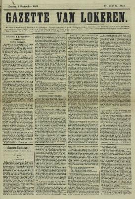 Gazette van Lokeren 02/09/1866