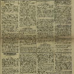 Gazette van Lokeren 20/07/1873