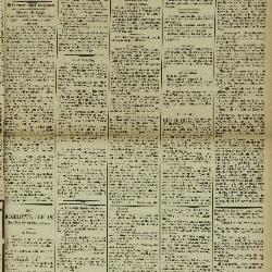 Gazette van Lokeren 15/01/1899