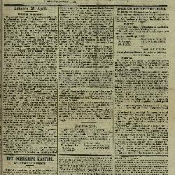 Gazette van Lokeren 26/04/1863