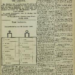 Gazette van Lokeren 23/10/1881