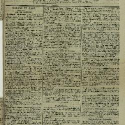 Gazette van Lokeren 19/04/1863